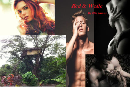 red and Wolfe
